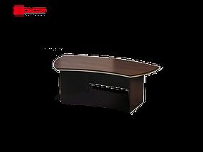 Стол руководителя Ньюмен N1.20.18 Венге (MConcept-ТМ)