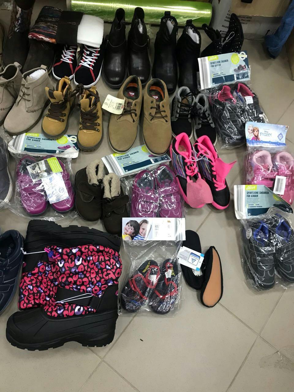 dfb3f216d804 Детская обувь сток-оптом - - Магазин семейных покупок
