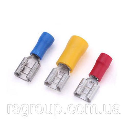 Плоский коннектор  FDD5-375 (12) мама 4-6/9,4-1,2