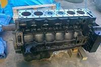 Блок двигателя MAN ман ( + распредвал поршень и шатун 5 шт)