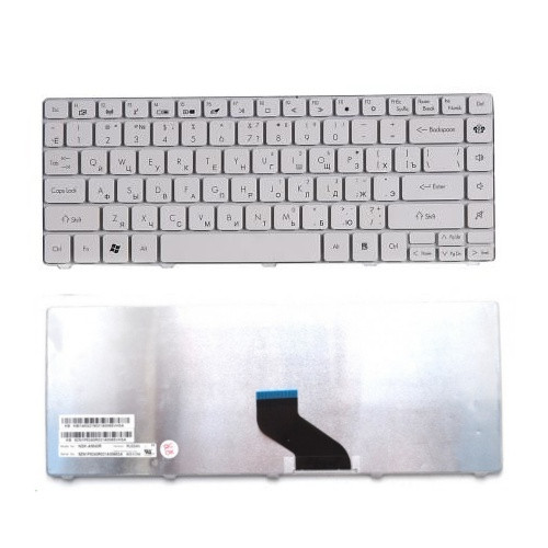 Клавиатура для Gateway NV49C, Packard Bell EasyNote NM85, NM87
