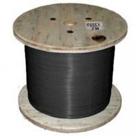 Обогрев ступеней, дорожек, площадок нагревательный одножильный греющий кабель TXLP BLACK DRUM Nexans