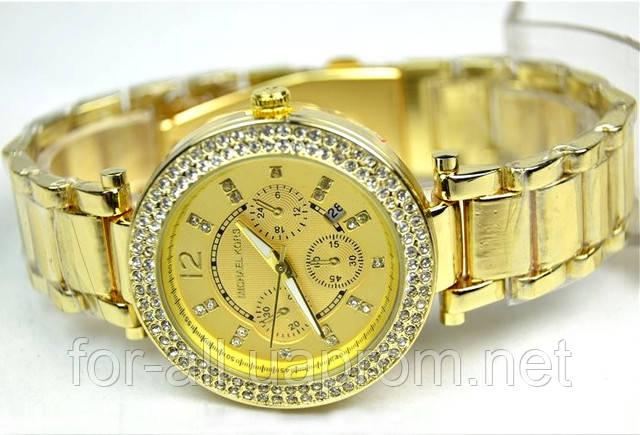 Женские кварцевые часы MICHAEL KORS МК5356 в интернет-магазине Модная покупка