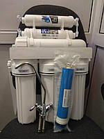 6-ступенчатая система обратного осмоса с минерализатором Green Filter (Грин Филтер) (Польша)