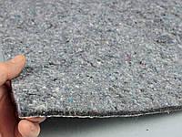 Шумоизоляция для авто войлочная  Во-10К, самоклейка, толщина 10 мм. Размер (50 х 78 см), фото 1