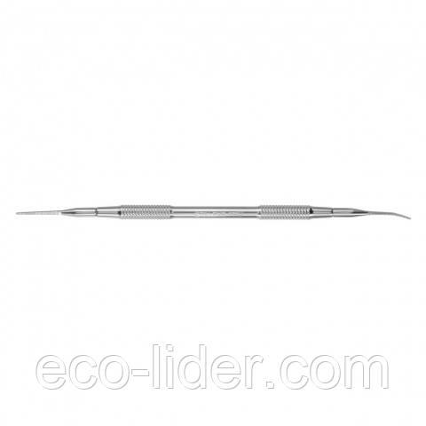 Лопатка педикюрная EXPERT 60 (тонкая пилка прямая+пилка с загнутым концом) Сталекс PE-60/4