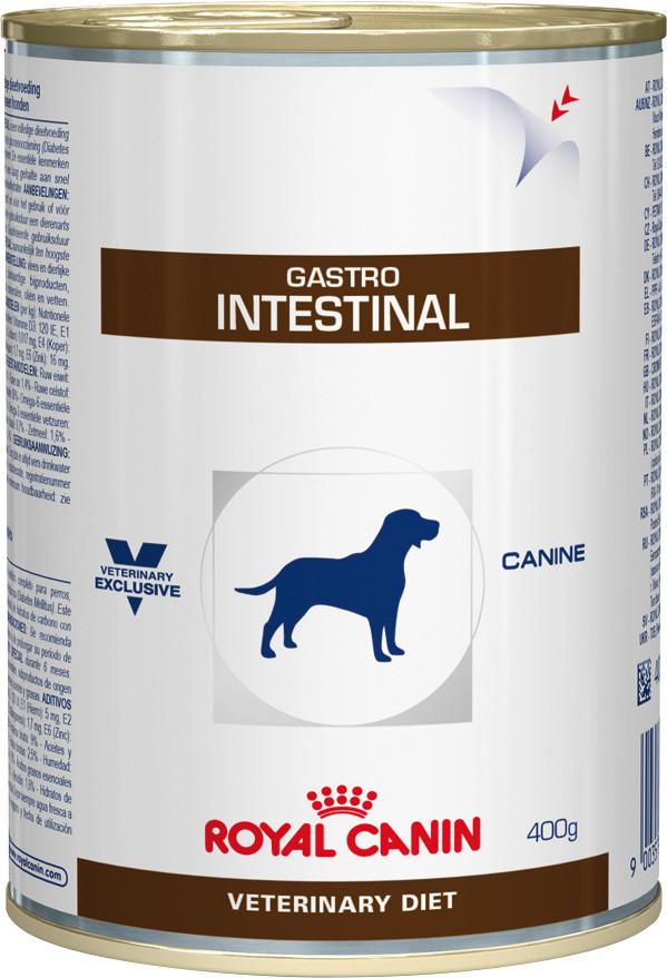 Консервы Royal Canine Gastro-Intestinal Canine 400г