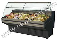 Торгова холодильна вітрина Nika 1.5, фото 1