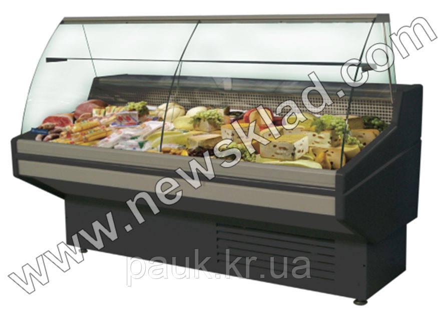 Холодильна вітрина торгова Nika 2,0, фото 1