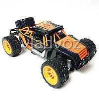 Машинка на радио управлении модель большой багги оранжевый X-brave 1-18