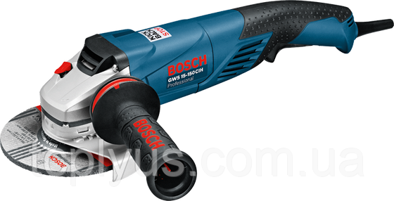Кутова шліфмашина Bosch GWS 15-150 CIH