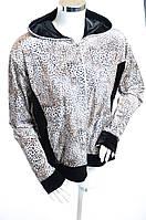 Велюровый женский спортивный костюм K124