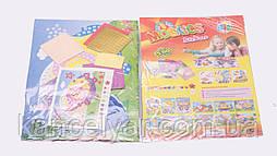 Набор для детского творчества - мозаика, в ассортименте