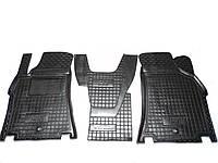 Полиуретановые коврики в салон Hyundai H1 (1+1 первый ряд) с 2008-