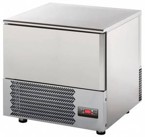 Аппарат шоковой заморозки трехуровневый 75х74х75 см. DGD