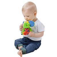 Playgro Игрушка с прорезывателями Слоненок от 0 мес 0111867
