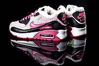 Женские зимние кроссовки Nike Air Max.