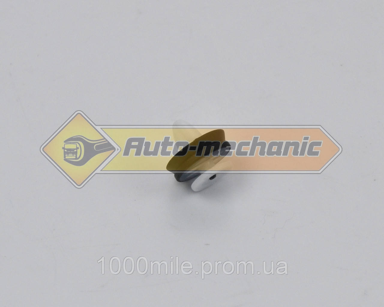 Зажим крепления молдинга на Renault Kangoo II 2012->  — Renault (Оригинал) - 7703077469