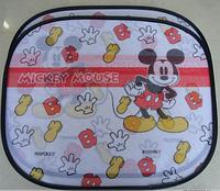 Защитные шторки в автомобиль Mickey Mouse 2шт.