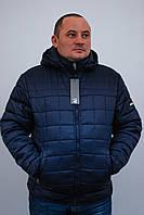 """Демисезонная мужская куртка """"Icepeak"""" больших размеров (батал)"""