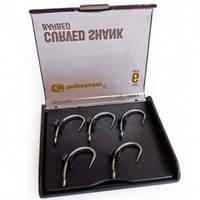 Крючки тефлоновые Ridge Monkey RM-Tec Curved Shank