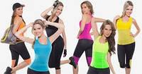 Майка для похудения женская Спорт Hot Shapers цветная