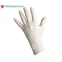 """Перчатки хирургические текстурированные """"Safetouch Clean Bi-Fold"""", стерильные, с пудрой, (раз. 6,0-9,0) (50па"""