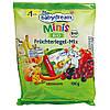 """Babydream Minis Фруктовые батончики MIX """"Абрикос-Банан & Красные ягоды"""" 100 г, от 1 года"""