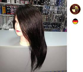 """Професійний манекен з натуральними волоссям""""Брюнетка"""""""