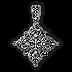 Хризма. Молитва Кресту. Православный крест.