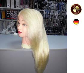 Професійний манекен з натуральними волоссям «Блондинка»