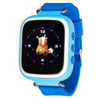 Смарт-часы ATRIX Smart Watch iQ200 GPS Blue