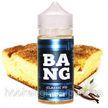 Жидкость BANG Classic Pie 120 ml