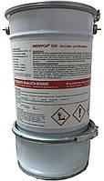 Епоксидна 2-компонента прозора смола Weripox®100, пак.10 кг. / Эпоксидный наливной пол. Эпоксидный грунт.