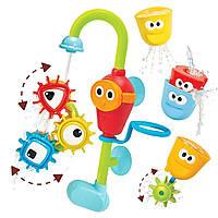 """Yookidoo. Игрушка для ванной """"Волшебный кран: большой набор"""" (721417)"""