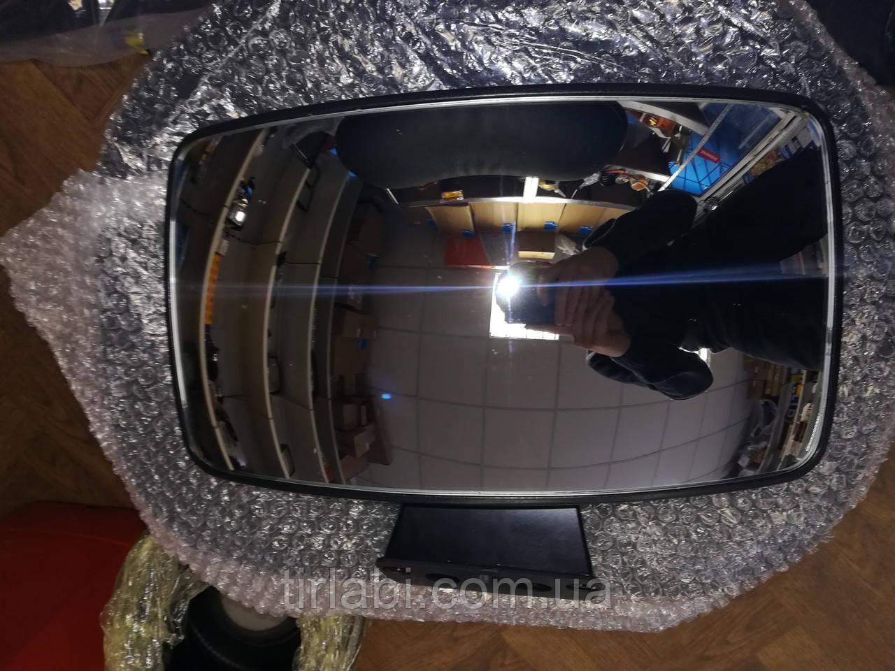 Зеркало ман панорамное (бордюрное) MAN L/LE/ME/F2000 с подогревом
