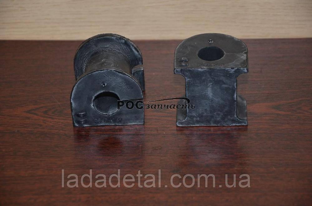 Втулка стабилизатора Лачетти универсал передняя 19 мм Корея