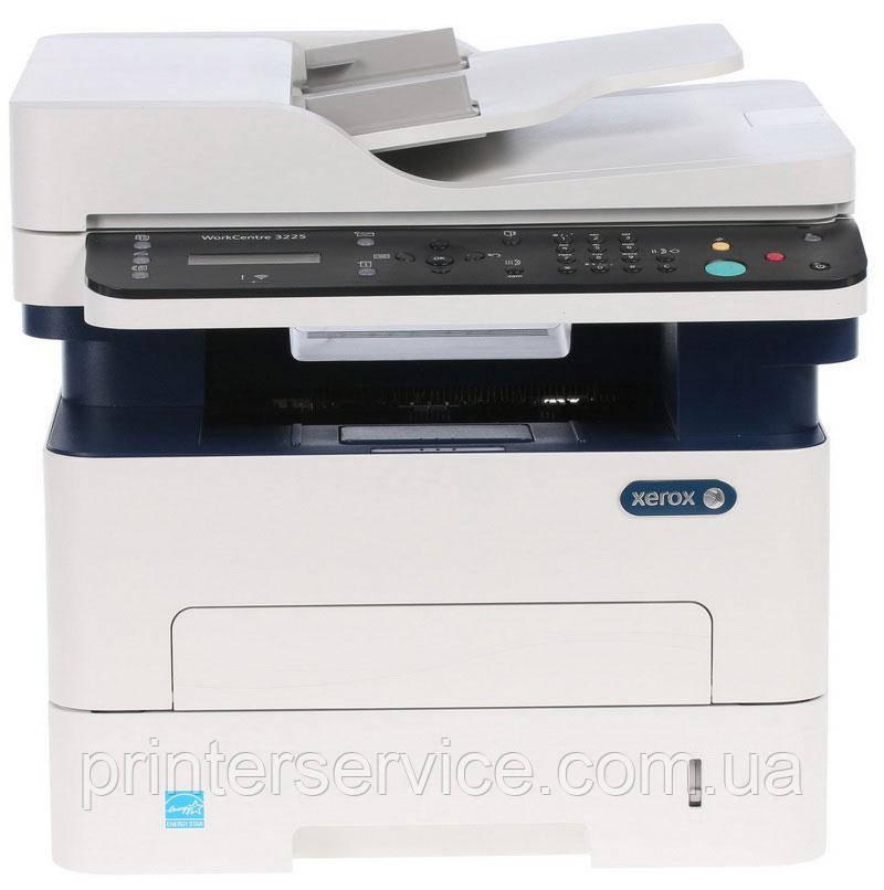 Черно-белое МФУ Xerox WorkCentre 3225DNI Wi-Fi duplex ADF fax