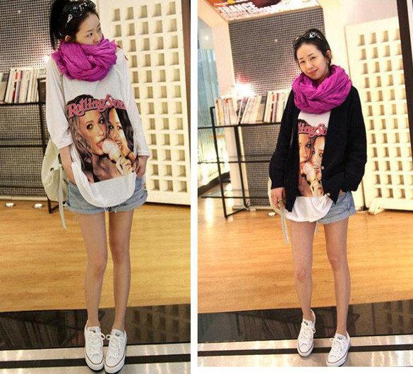 Женский шарф CC5314