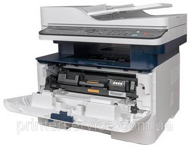 МФУ Xerox WC 3225DNI с открытым отсеком картриджей