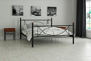 Кровать металическая Роуз