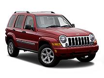 Лобовое стекло Jeep Cherokee Liberty 2002-2007
