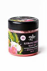 """Кокосовое масло с эфирным маслом Розы от TM """" Mayur"""", 140 мл"""