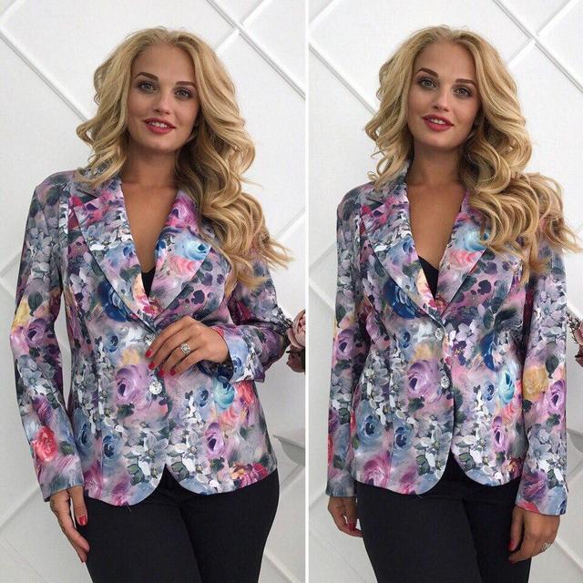 Женские пиджаки больших размеров