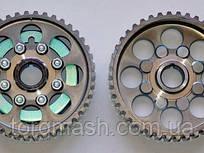 ОКБ Двигатель Шкивы регулируемые 2112, 21126 (выпуск/впуск)