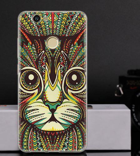 Оригинальный чехол бампер для Huawei Nova с картинкой Кот