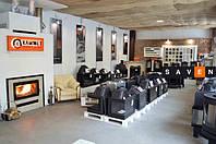 Найбільший магазин камінів у Львові!