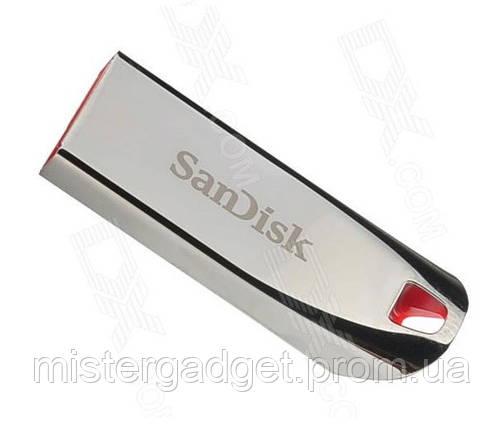 USB miniFlash накопитель SanDisk 32Gb Мини-Флешка 32Гб, фото 2