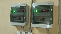 Щиты управления холодильными установками