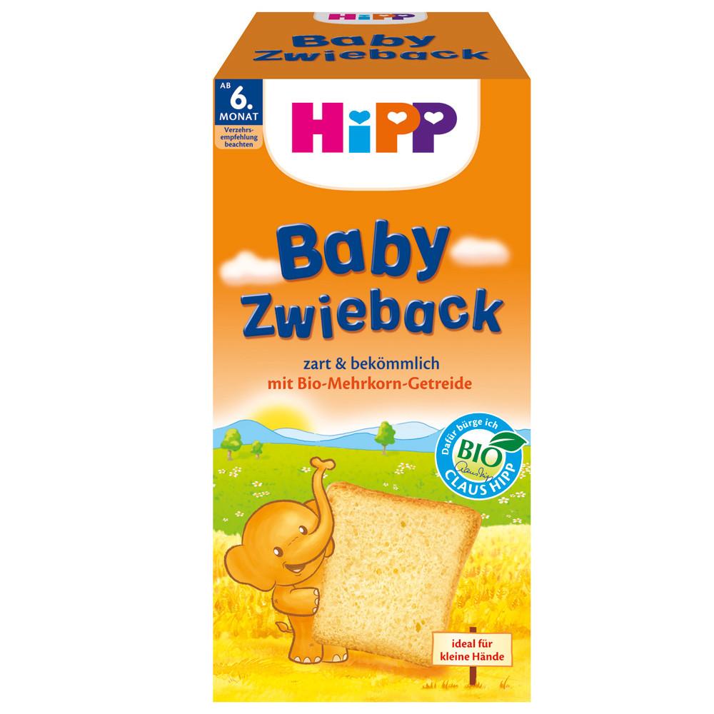 HiPP Детские сухарики 100 г , с 6-го мес